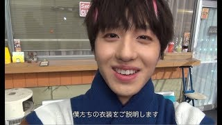 SF9 「マンマミーア!」MVメイキングお宝映像 〜チャニ〜