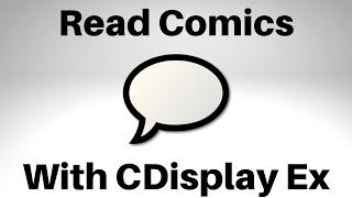 How To Read Comics With CDisplay EX screenshot 5