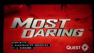 Most Daring # 1 of 3