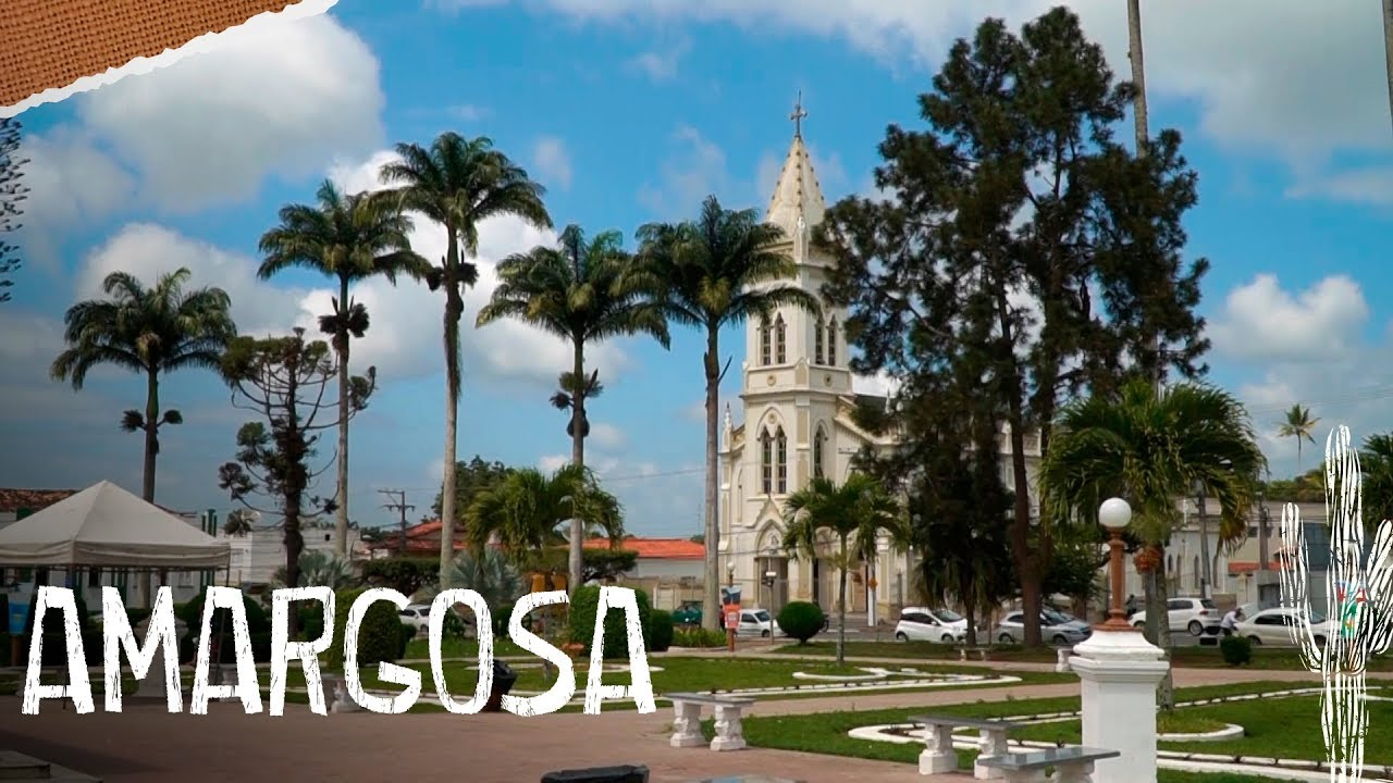 Conheça Amargosa, famosa por seu São João na Bahia - Matheus Boa Sorte -  YouTube