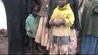 Salome's story of hope... rescued from IDP Camp in Kenya