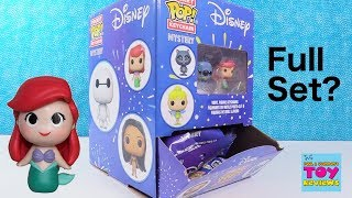 Disney Pocket Pop Mystery Keychains Funko Blind Box Toy Review | PSToyReviews