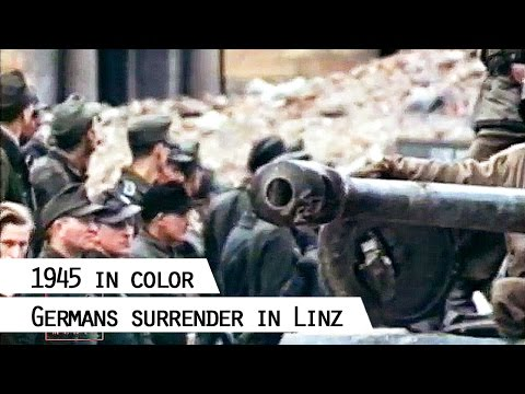 Germans surrender in Linz (SFP 186)