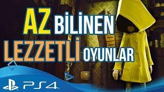 Az Bilinen Leziz PS4 Oyunları #3