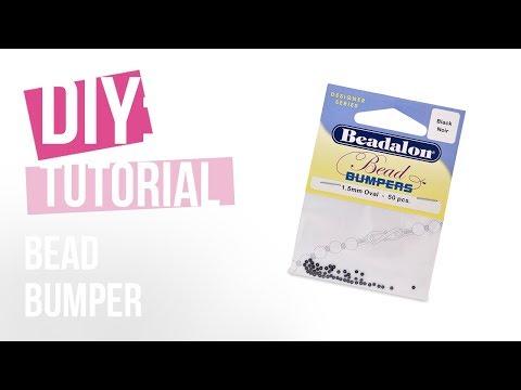 Sieraden maken: Beadalon kralen bumpers ♡ DIY