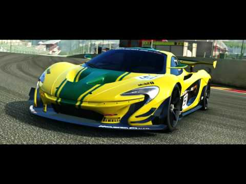 Real Racing 3 - McLaren Gameplay Trailer