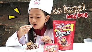 Membuat Ice Cream Malaysia 💖 Es Kepal BENG BENG Viral Kekinian 💖 Koki Cilik Jessica