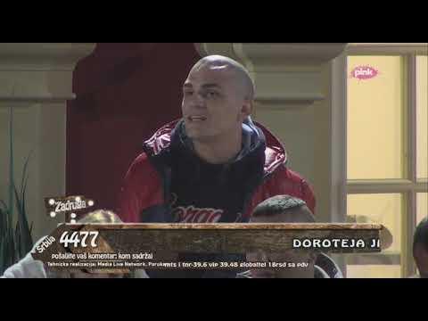 Zadruga 2 - Sanija otkrila da se stidi Baneta, pa komentarisala Marka Miljkovića - 18.03.2019.