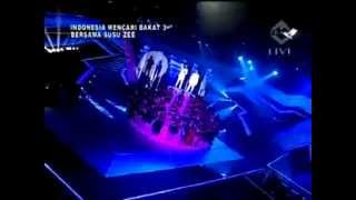 JOSUA PANGARIBUAN feat Chakra khan I Dont Wanna Miss A Thing 2 Febuari 2013.3gp