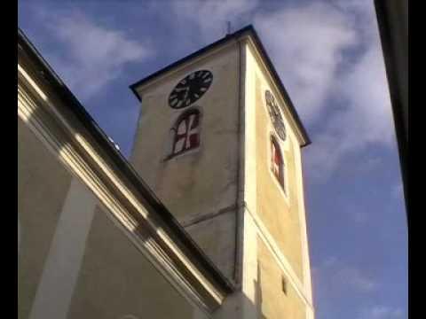 Zusammenläuten der Pfarrkirche St Johannes der Täufer in Linz- Ebelsberg