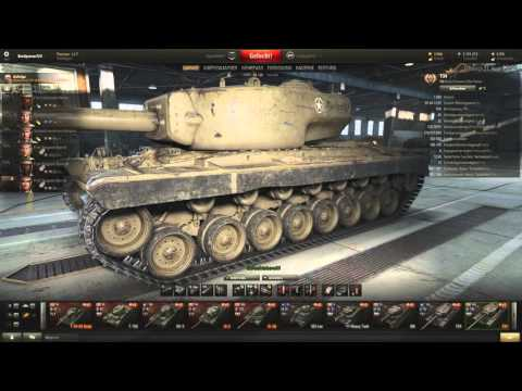 WoT T34 Guide - Pwning Live Review - German. 100k profit. Premium Tank