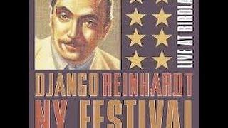 Django Reinhardt -NewYork city-