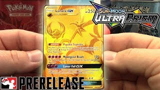 Pokemon Ultra Prism Prerelease and PACK WARS! | Tampa, Florida