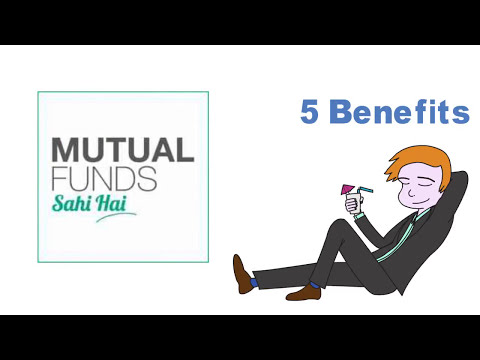 Mutual funds for beginners. 5 benefits of Mutual fund In hindi.