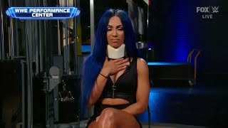 Sasha Banks Gives Her Thoughts About Bayley's Brutal Attack