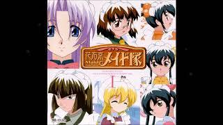 Osewashimasu! (Song by Yoshizumi Kozue, Kadowaki Mai & Yoshikawa Yuuya) TV Show: Hanaukyo Maid Team La Verite.