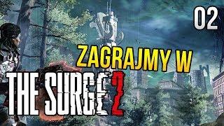 Zagrajmy w The Surge 2 [#02] - EKSPLORACJA MIASTA i NOWY EKWIPUNEK (Przedpremierowo)