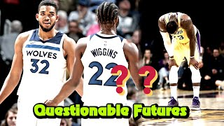 6 NBA Teams With A Very Questionable Future!
