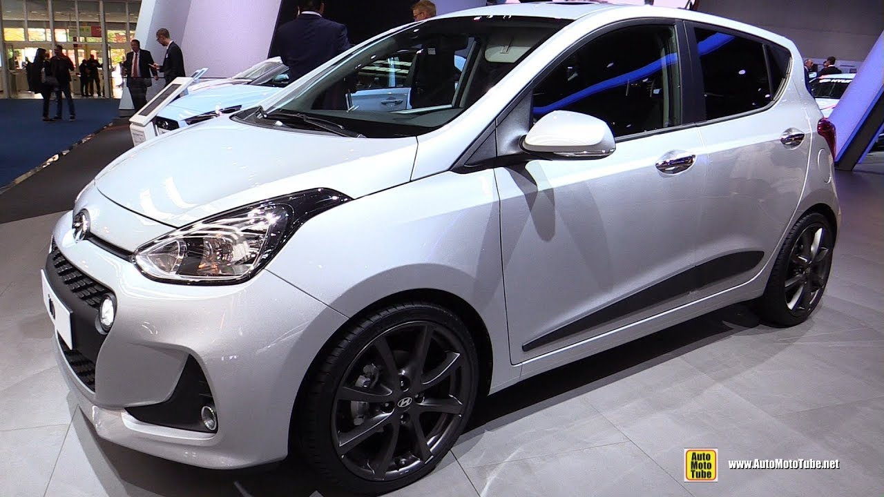 2018 Hyundai I10 Exterior And Interior Walkaround 2017 Frankfurt