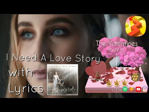 Marta - I Need a Love Story - Lyrics - The Valentines - Dancing Line