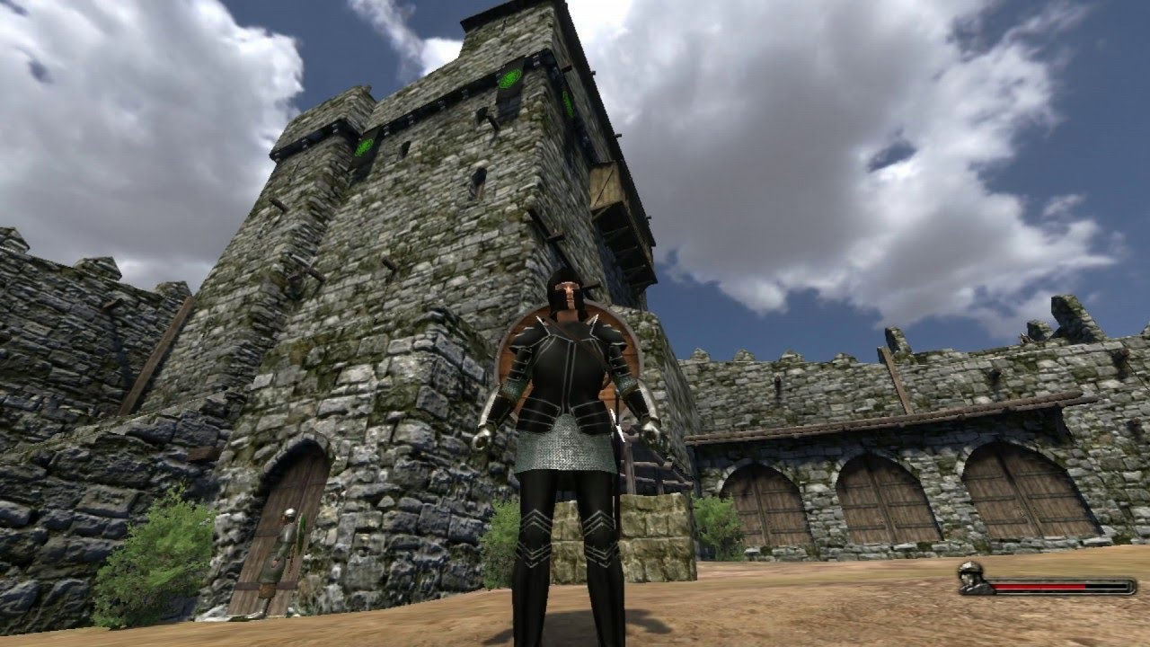 How to Conquer a Castle in Mount and Blade Warband