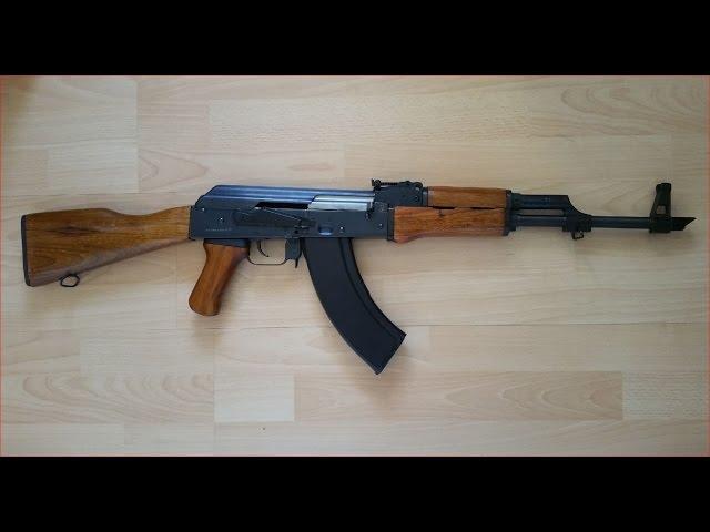 AK-47 Type-56 GSG (Cybergun) metal 4 5mm ( 177) BB Co2 air