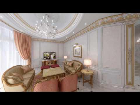 Emerald Palace Kempinski Hotel, Palm Jumeirah Dubai, Royal Villa