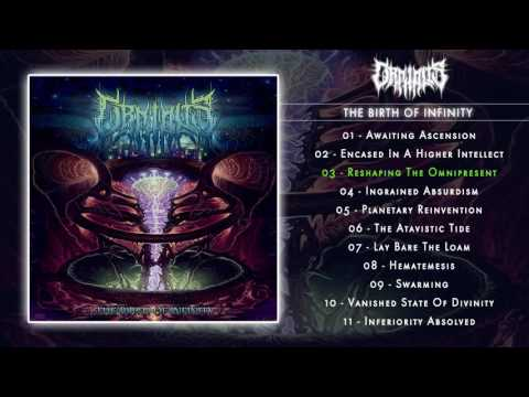 Orphalis - The Birth Of Infinity (2016) | Technical Death Metal