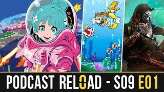 Podcast Reload: S09E01 - Tokyo Game Show 2017, Super Mario Odyssey, Destiny 2...