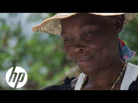 Rosette's Story: Reinventing Impact in Haiti   HP