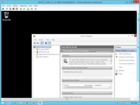 20411C_Mod12_Lab_E3-Approving and Deploying and Update by Using WSUS