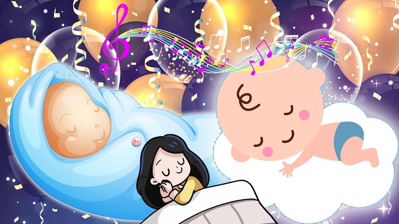 เพลงกล่อมนอน  เพลงสำหรับการนอนหลับ - คลื่นเดลต้า กล่อมนอน ฝันดี