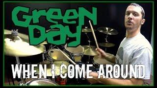 GREEN DAY - When I Come Around - Drum Cover