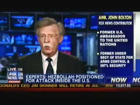 Former UN Ambassador John Bolton Praises Rep. King Iran Terror Hearings
