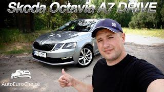 Skoda Octavia A7 Drive / Рестайл / KEYLESS-GO / Пригон авто с Германии