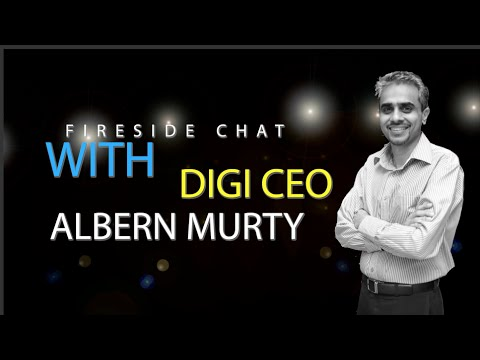 Leadership Dojo: Fireside chat with Digi CEO Albern Murty