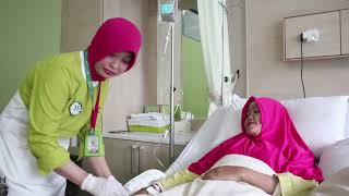 Download Video Rumah Sakit Sari Asih (SPO Pemasangan Infus) MP3 3GP MP4