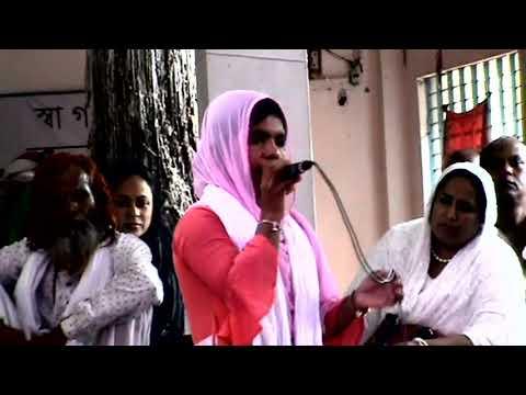 ভবে কেউ কারো নয় দুঃখের দুখি আল্লাহ বলো মনরে পাখি