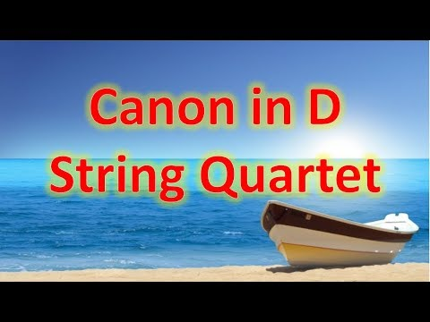 Pachelbel's Canon in D| 2 HOURS Version | Classical Music Relaxation Violin