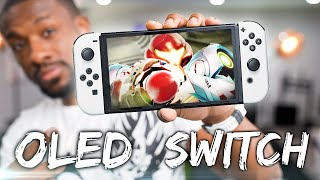 OLED Nintendo Switch is FINALLY Here!
