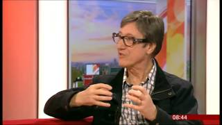 Hank Marvin on BBC Breakfast 29/05/2014