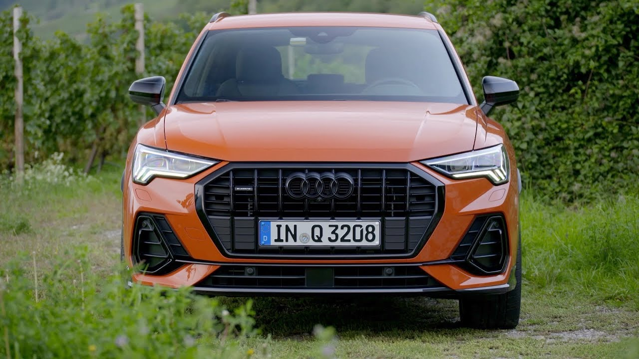 Is This The Suv Killer The All New 2019 Audi Q3 First Drive Youtube