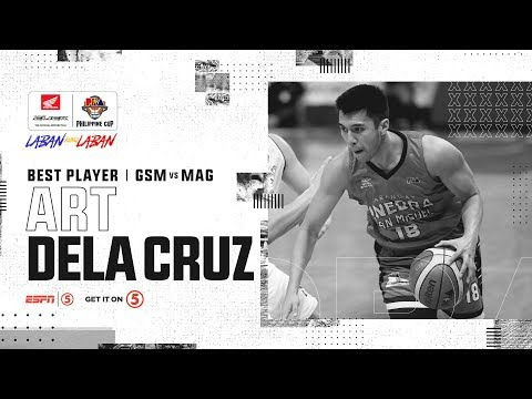 Best Player: Art Dela Cruz | PBA Philippine Cup 2019 Quarterfinals