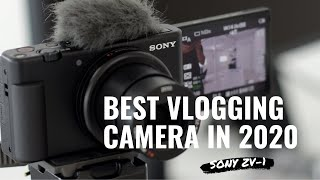 Best Vlogging Camera Under $1,000 In 2020