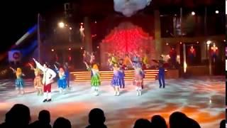 """Ледовое шоу И.Авербуха """"Щелкунчик"""". С.-Петербург, 2018"""