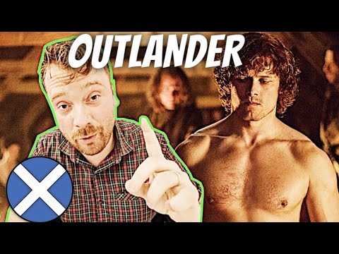 WHY SCOTTISH PEOPLE DONT WATCH OUTLANDER