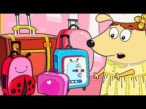 Мультфильм про семейку собак