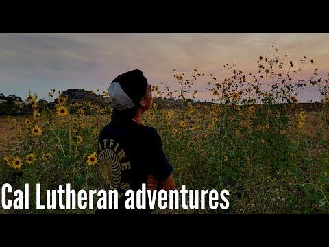 Cal Lutheran adventures 🌹