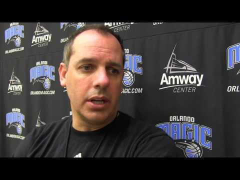 Frank Vogel on Challenges vs. Sixers