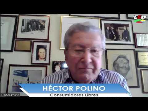 Polino: No hay voluntad política para controlar a los formadores de precios